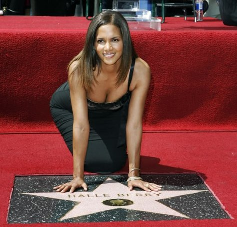 Halle Berry Walk of Fame