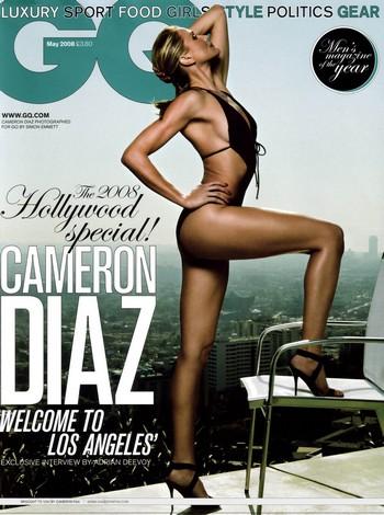 Cameron Diaz - GQ