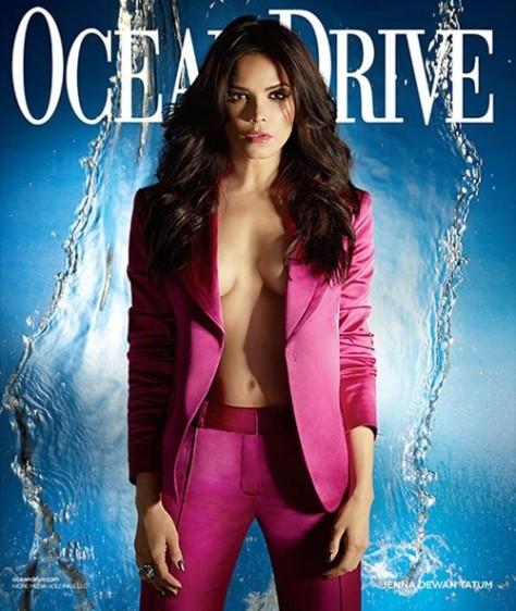 Jenna Dewan Tatum - Ocean Drive